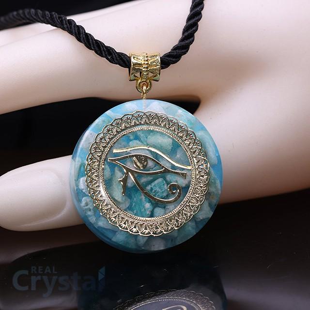 Orgone Amazonite Stone Necklace