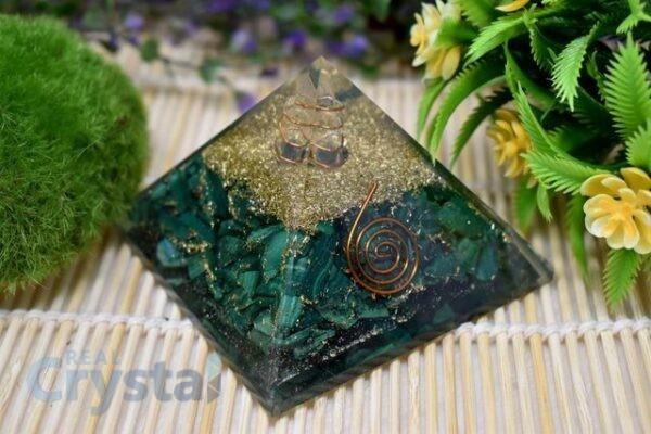 healing pyramid