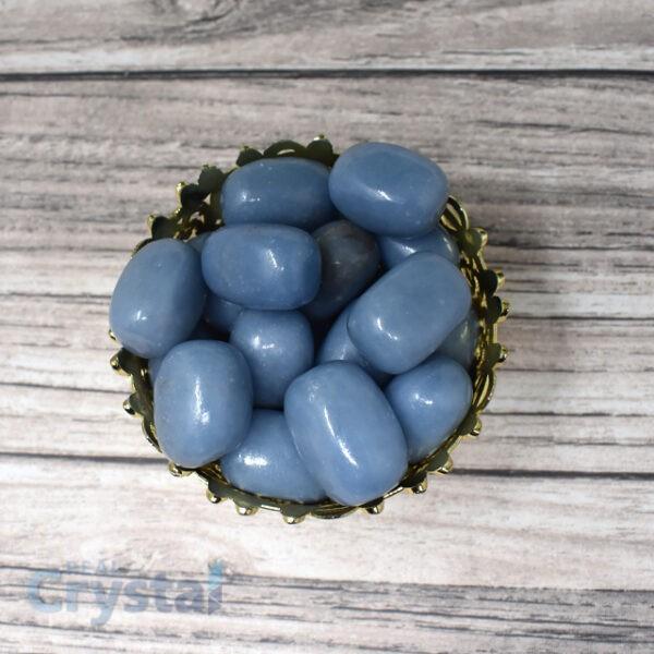 tumbled stone benefits