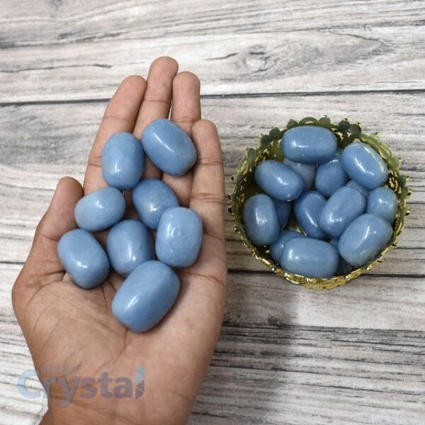 angelite stone benefits